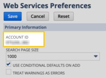 NetSuite (v1 0)   Stitch Documentation